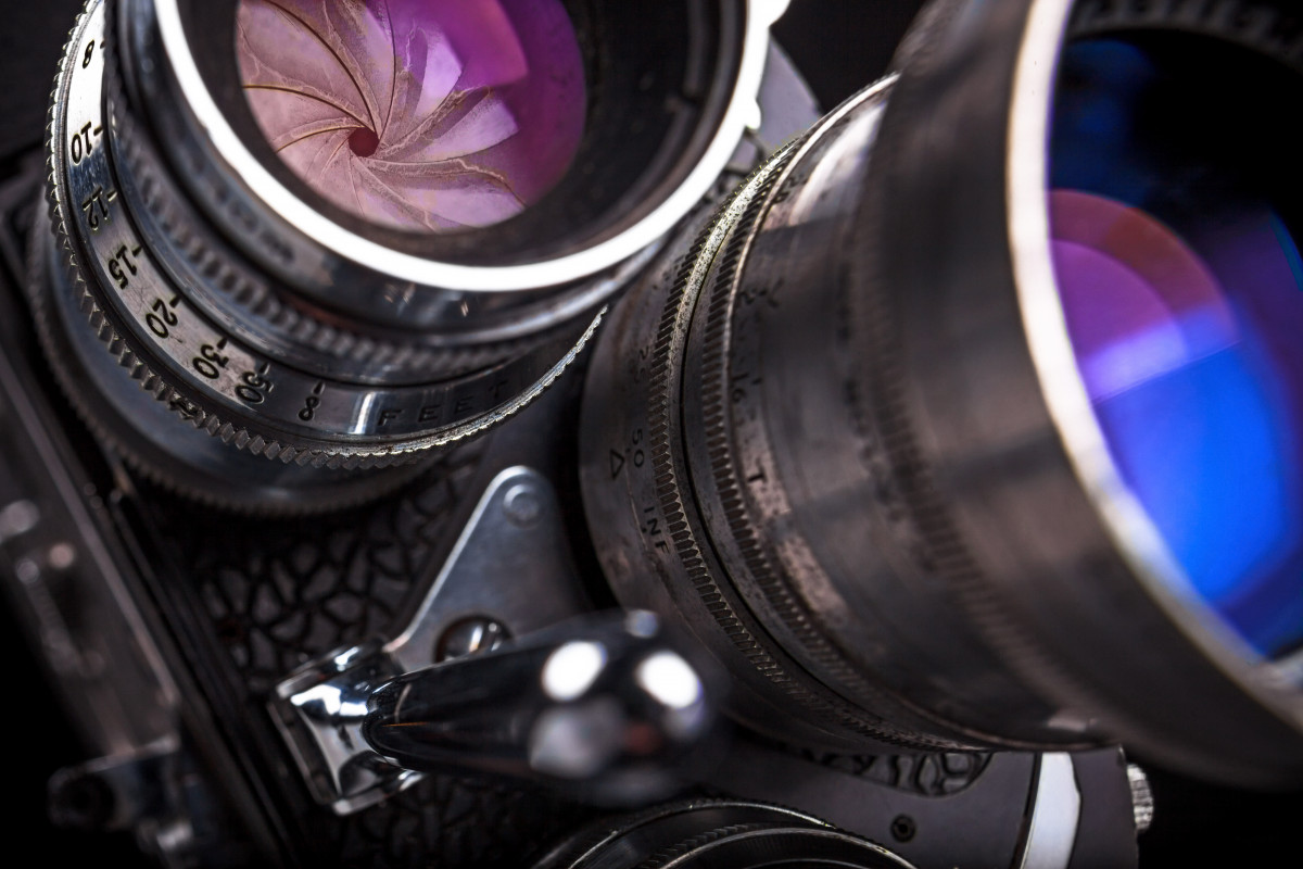 Vintage Super 8 Movie Camera